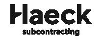 Haeck subcontracting | Nederlands